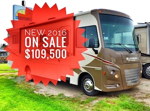 2016 WINNEBAGO Vista 31KE -