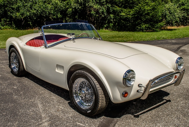 1962 Superformance Shelby Cobra Slabside Convertible