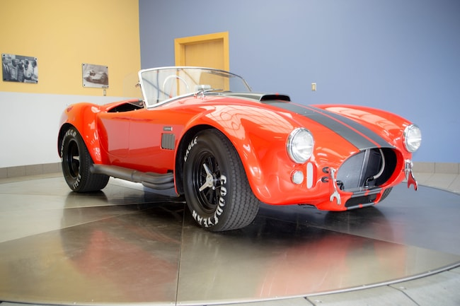 1965 Superformance Shelby Cobra MKIII S/C Convertible