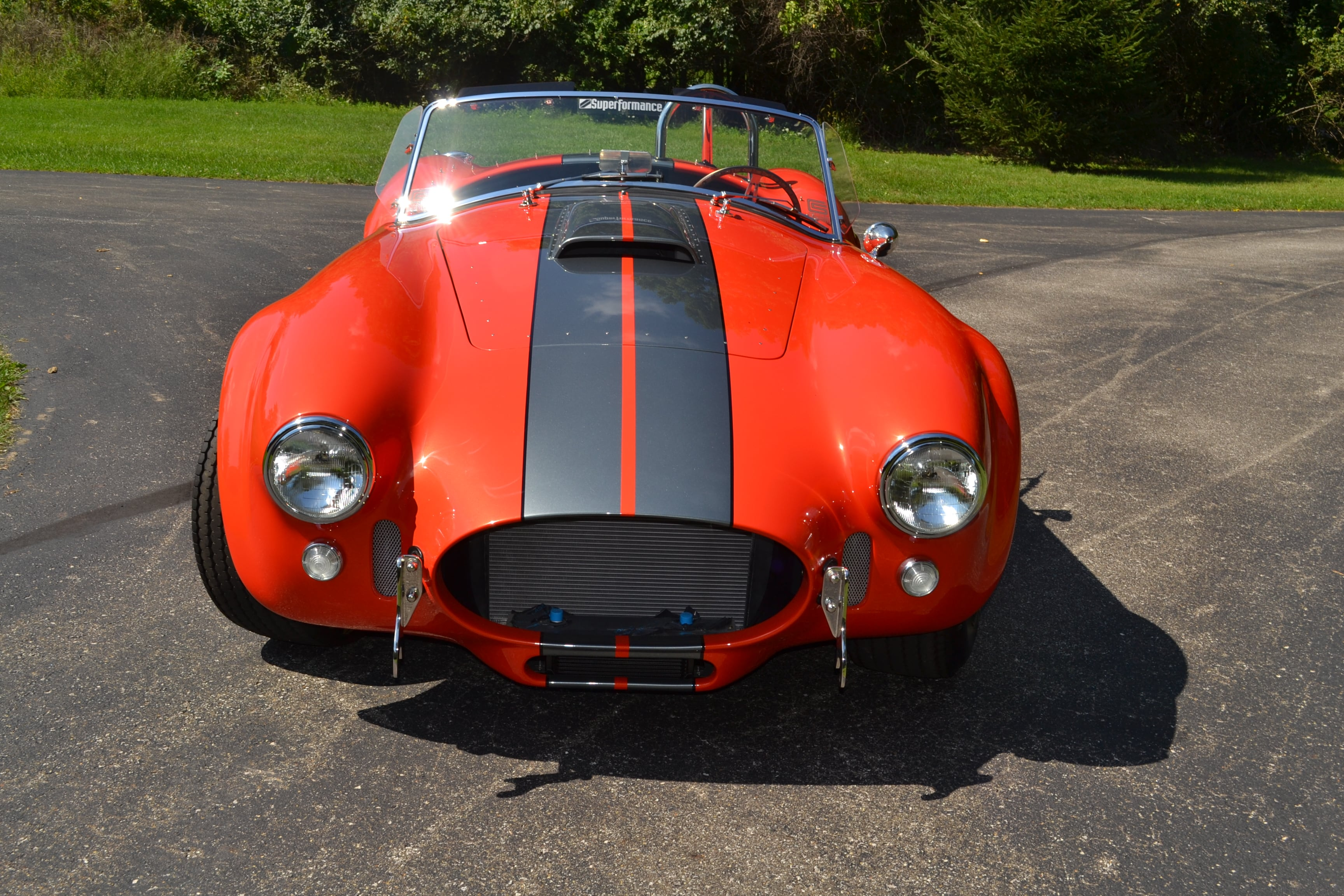 1965 New Superformance Shelby Cobra MKIII S/C Convertible For Sale |  Mansfield OH | SF162014