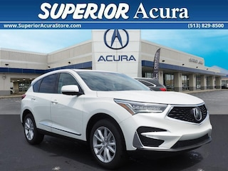 New 2020 Acura RDX SH-AWD SUV A20000987 for Sale in Fairfield OH at Superior Acura