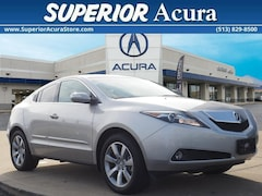 2012 Acura ZDX SH-AWD w/Tech SH-AWD  SUV w/Technology Package