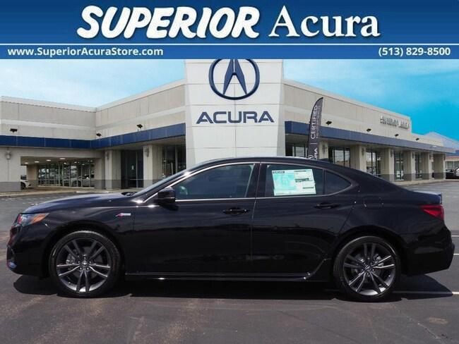 2019 Acura TLX 3.5L Tech & A-Spec Pkgs Sedan