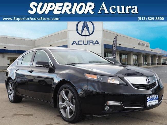 2013 Acura TL SH-AWD w/Tech SH-AWD  Sedan 6A w/Technology Package