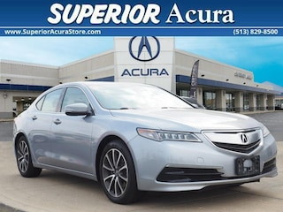 2016 Acura TLX 3.5L V6 SH-AWD w/Technology Package SH-AWD V6  Sedan w/Technology Package