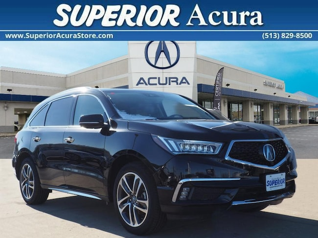 2017 Acura MDX 3.5L SH-AWD w/Advance Package SH-AWD  SUV w/Advance Package