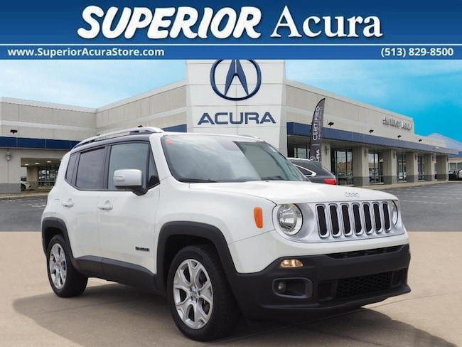 2015 Jeep Renegade Limited Limited  SUV
