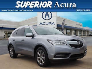 2016 Acura MDX 3.5L SH-AWD w/Advance Package SH-AWD  SUV w/Advance Package