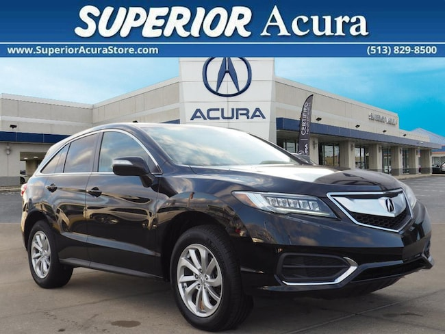 2016 Acura RDX AWD w/Technology Package AWD  SUV w/Technology Package