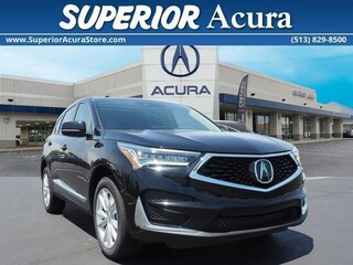 New 2020 Acura RDX Base SUV A20001938 for Sale in Fairfield OH at Superior Acura