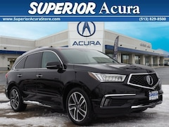 2017 Acura MDX SH-AWD w/Advance w/RES SH-AWD  SUV w/Advance and Entertainment Package
