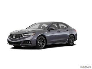 2019 Acura TLX 2.4 8-DCT P-AWS with A-SPEC Sedan