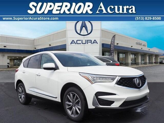 New 2020 Acura Rdx For Sale Cincinnati Oh A20001842