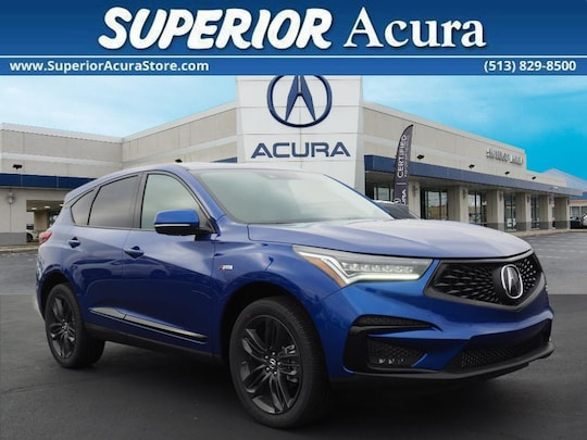 New 2019 Acura Rdx For Sale Cincinnati Oh A19017505