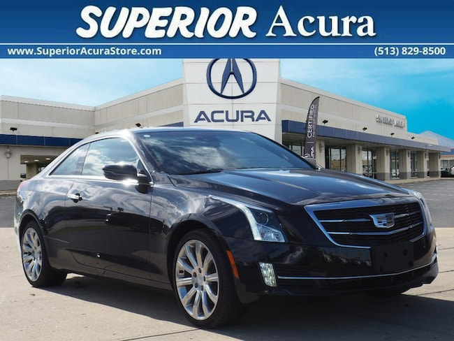 2015 Cadillac ATS 2.0T Performance AWD 2.0T Performance  Coupe