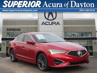 New 2021 Acura ILX with Premium and A-Spec Package Sedan D21007661 for Sale in Centerville, OH, Superior Acura of Dayton