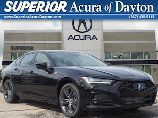 New 2021 Acura TLX SH-AWD with A-Spec Package Sedan D21009783 for Sale in Centerville, OH, Superior Acura of Dayton