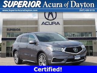 Used 2018 Acura MDX V6 SH-AWD with Technology Package SUV for sale in Centerville at Superior Acura of Dayton