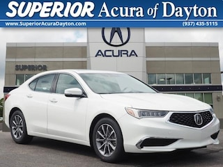 New 2020 Acura TLX with Technology Package Sedan D20016885 for Sale in Centerville, OH, Superior Acura of Dayton