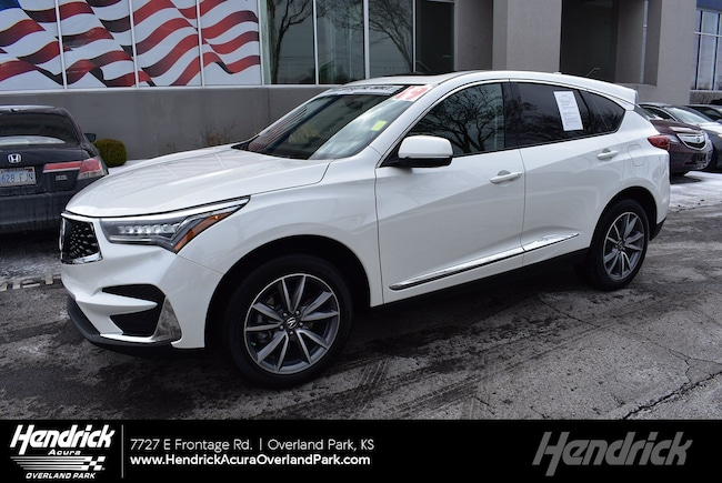 2019 Acura RDX w/Technology Pkg AWD w/Technology Pkg