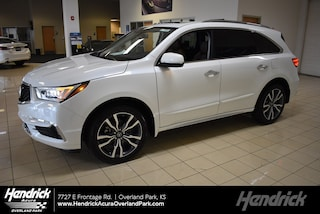 2019 Acura MDX w/Advance Pkg SH-AWD w/Advance Pkg