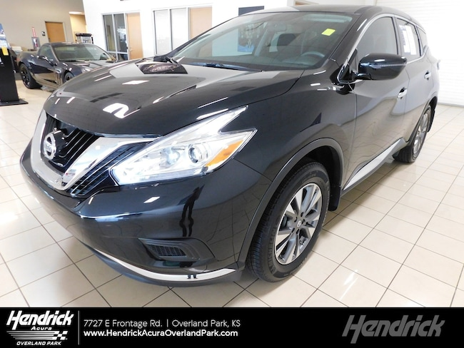 used 2017 nissan murano for sale at hendrick acura. Black Bedroom Furniture Sets. Home Design Ideas