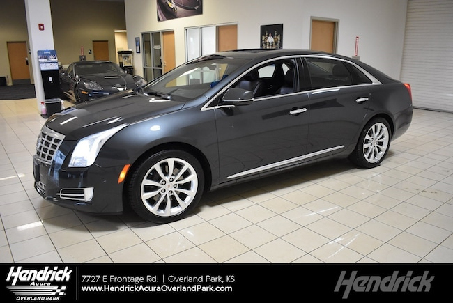Used 2015 Cadillac Xts For Sale At Hendrick Acura Overland Park