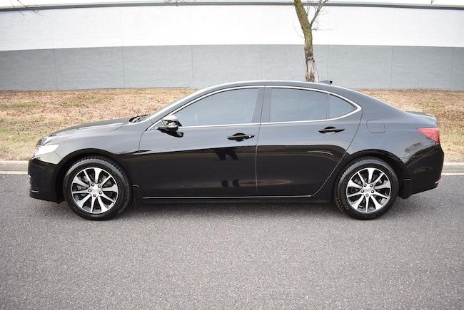 2015 Acura TLX Tech Sedan