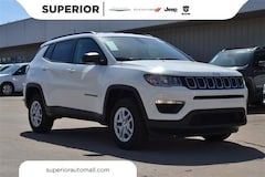 New 2018 Jeep Compass SPORT 4X4 Sport Utility in Fayetteville