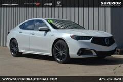 2019 Acura TLX A-Spec Sedan