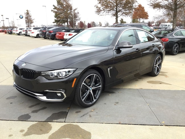 New 2019 BMW 4 Series 430i xDrive Gran Coupe near Rogers, AR