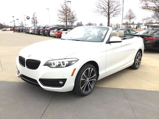 New 2019 BMW 2 Series 230i Convertible WD03923 near Rogers, AR