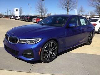 New 2019 BMW 3 Series 330i Sedan WE81580 near Rogers, AR