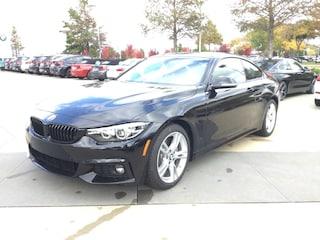 New 2019 BMW 4 Series 430i Coupe WF93109 near Rogers, AR