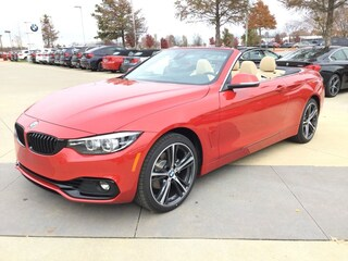 New 2019 BMW 4 Series 430i xDrive Convertible WN88694 near Rogers, AR
