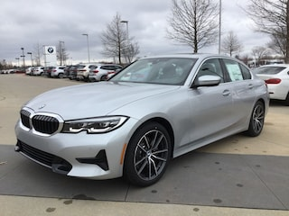 New 2019 BMW 3 Series 330i Sedan WE82084 near Rogers, AR