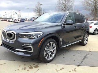 New 2019 BMW X5 xDrive40i SAV WL13404 near Rogers, AR