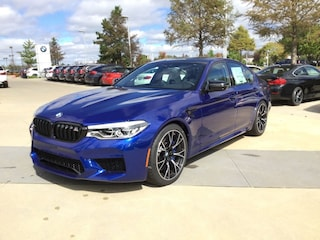 New 2019 BMW M5 Sedan W284678 near Rogers, AR