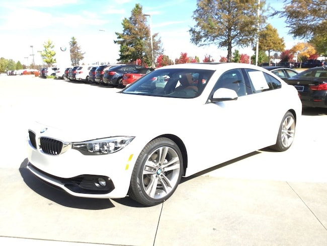 New 2019 BMW 4 Series 430i Gran Coupe near Rogers, AR