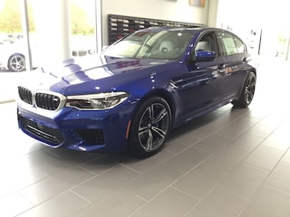 New 2019 BMW M5 Sedan W284515 near Rogers, AR