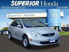2003 Honda Civic Si Hatchback