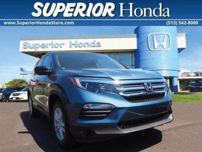2018 Honda Pilot LX FWD SUV