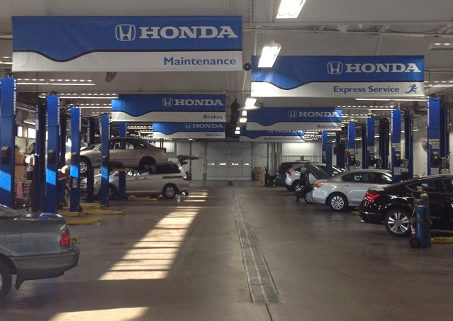 Cincinnati honda car repair superior honda service center for Cincinnati honda dealers