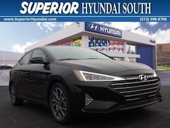 New 2019 Hyundai Elantra Limited Ultimate Package Sedan Y19431193 for Sale near Covington KY at Superior Hyundai South