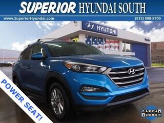 Used 2016 Hyundai Tucson SE SUV for Sale in Cincinnati OH at Superior Hyundai South