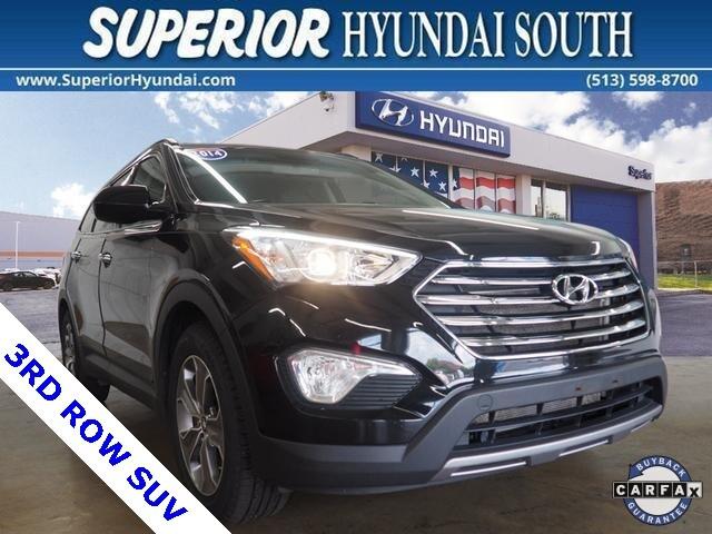 2014 Hyundai Santa Fe GLS Third Row SUV