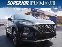 New 2019 Hyundai Santa Fe Limited 2.0T AWD SUV for Sale near Reading OH at Superior Hyundai South