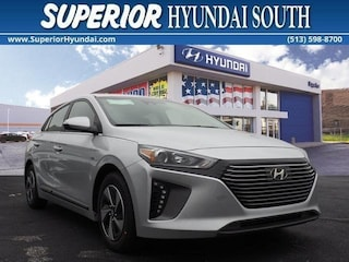 New 2019 Hyundai Ioniq Hybrid SEL Hatchback for Sale in Cincinnati OH at Superior Hyundai South