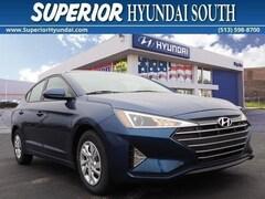 New 2019 Hyundai Elantra SE Sedan Y19437987 for Sale near Covington KY at Superior Hyundai South