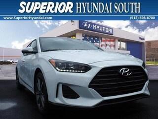 New 2019 Hyundai Veloster 2.0 Premium Hatchback for Sale in Cincinnati OH at Superior Hyundai South